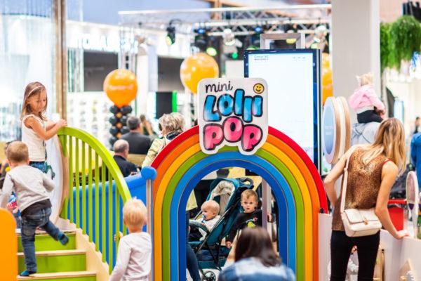 Otroško igrišče MINI LOLLIPOP