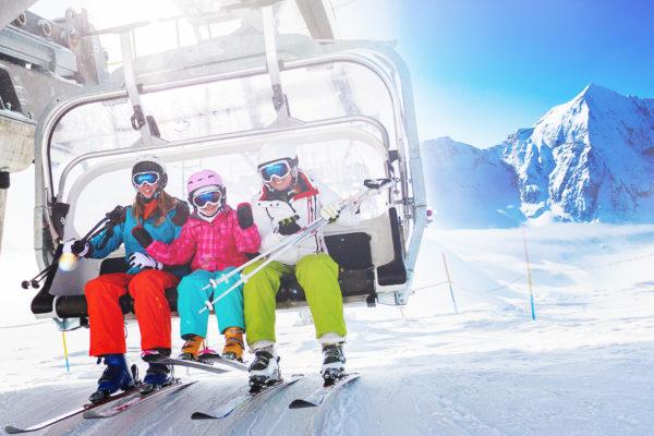 Ski opening s Hervisom