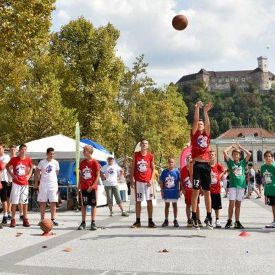 Finalni turnir ulične košarke
