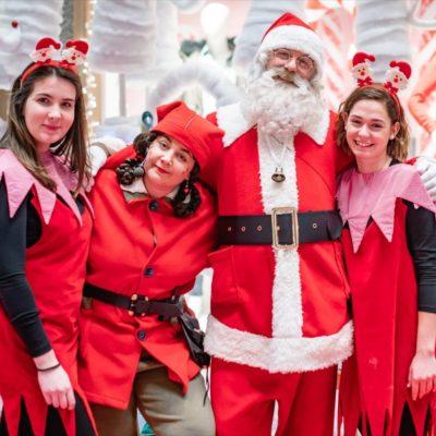 Ho, ho, ho Božiček je tu!